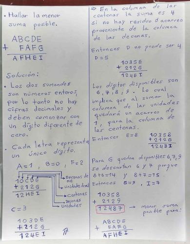 profesor matemáticas clases tareas bachillerato universidad