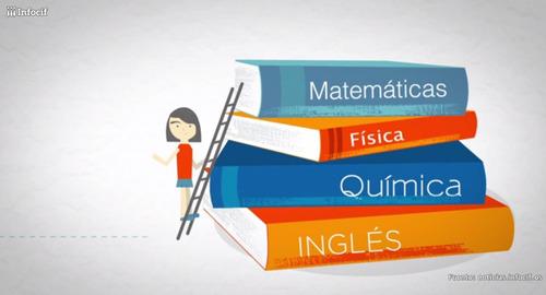 profesor primaria y secundaria - matemáticas química física
