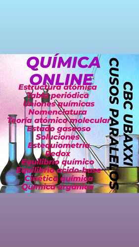 profesora cbc uba xxi biofisica quimica matematica online