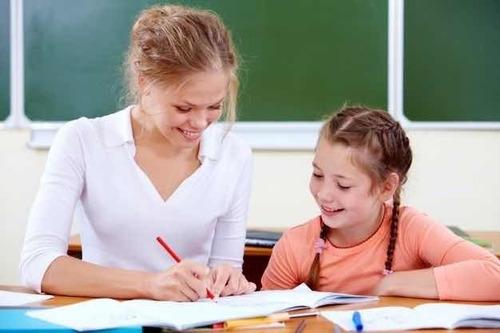 profesora primaria