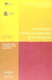profesorado y otros profesionales de la educación(libro polí