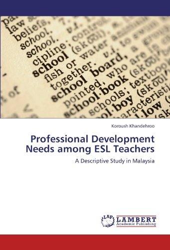professional development needs among esl teache envío gratis