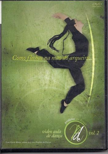 profetas da dança 2 - dvd - gospel