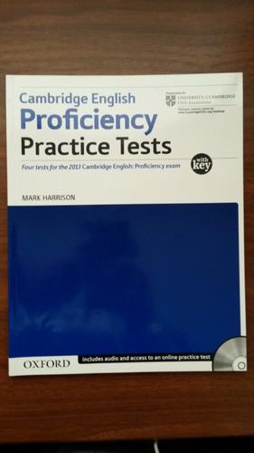 proficiency practice tests cambridge mark harrison
