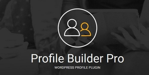 profile builder pro 2.9.4