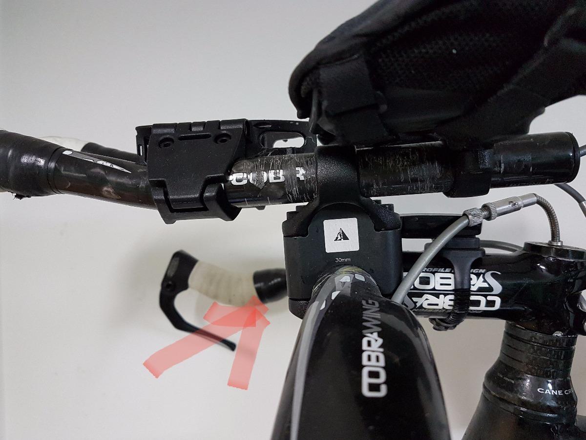Profile Design 50mm Areobar Bracket Riser Kit