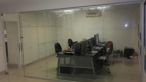 profilit templado blindex division a medida oficina / obras