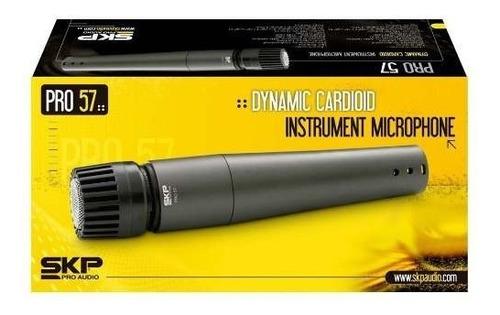 profissional instrumentos microfone