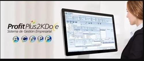 profit plus consultor técnico/funcional 2k8 y 2kdoce