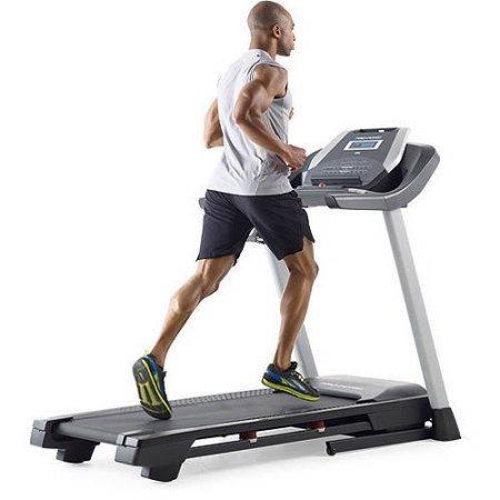proform 505 cst cinta de correr con el entrenamiento de jill