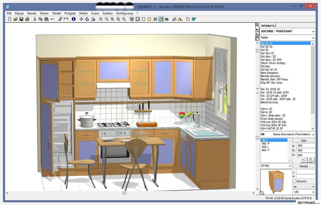 Programa 3d Para El Diseño De Cocinas - $ 36.220 en Mercado Libre