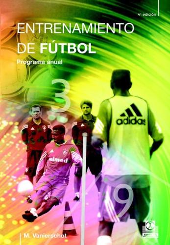 programa anual entrenamiento de fútbol.(libro futbol)