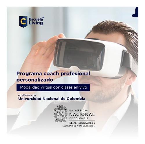 programa coach profesional personalizado virtual
