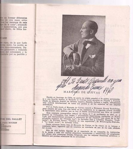 programa colon aniversario revolución mayo - año 1960