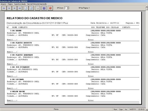 programa consultório médico com agendamento e financeiro 3.0