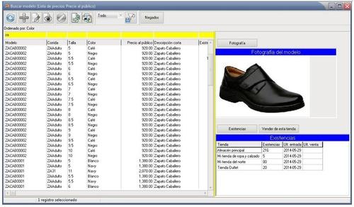 programa control inventarios,punto de venta, f. electrónica