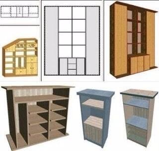 Programa crear dise ar muebles cocina closet mobiliarios for Disenar muebles 3d