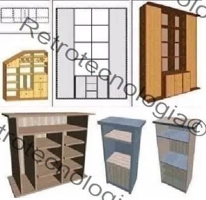 programa crear diseñar muebles polyboard opticut optinest