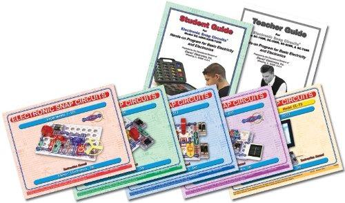programa de entrenamiento de electrónica para estudiantes sn