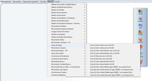 programa de facturacion, inventario, ventas ,administrativo
