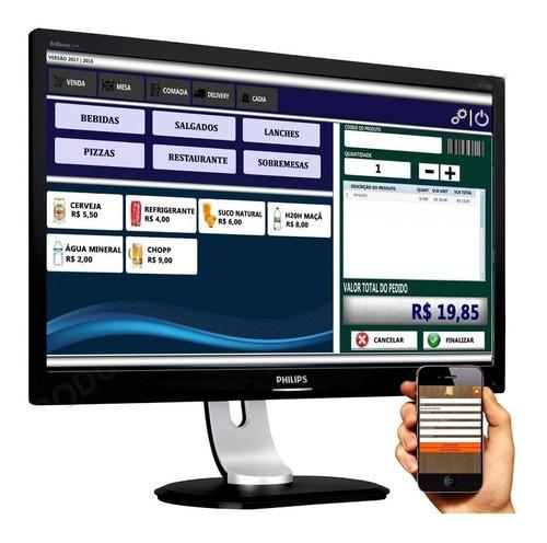 programa delivery, comanda, mesas, clientes, vendas completo