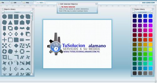 programa diseño logotipo - profesional publicidad y web