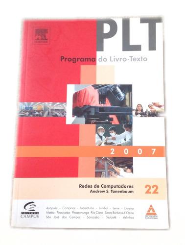 programa do livro texto redes de computadores 22 - usado