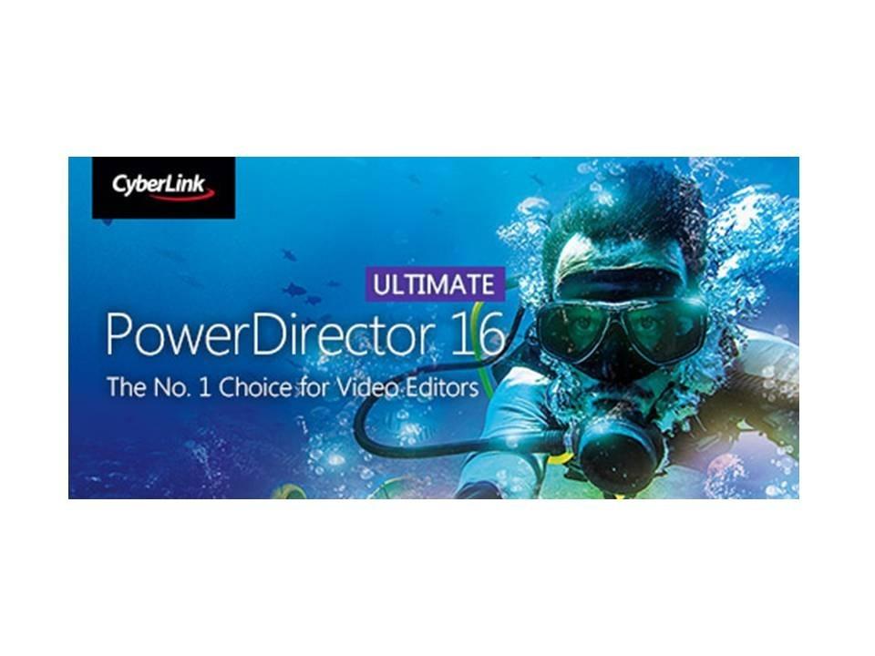 cyberlink powerdirector 16 ultimate upgrade