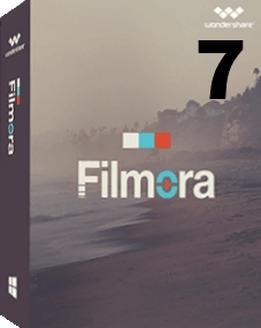 programa editor de vídeo filmora 7.8.9  32bits +200 efectos