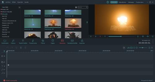 programa editor de videos filmora 8.7 64bits + 300 efectos