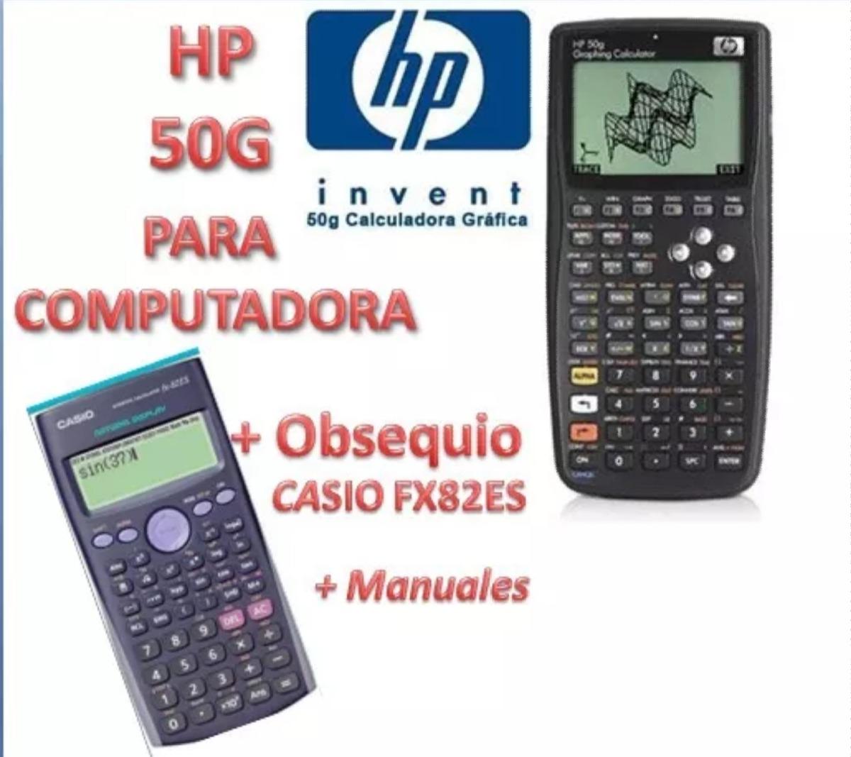 ... Array - programa emulador calculadora hp 50g para pc laptop manual u s  6 rh articulo mercadolibre