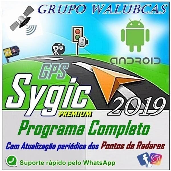 Programa-full Gps Sygic Última Versão - Sempre Atualizado