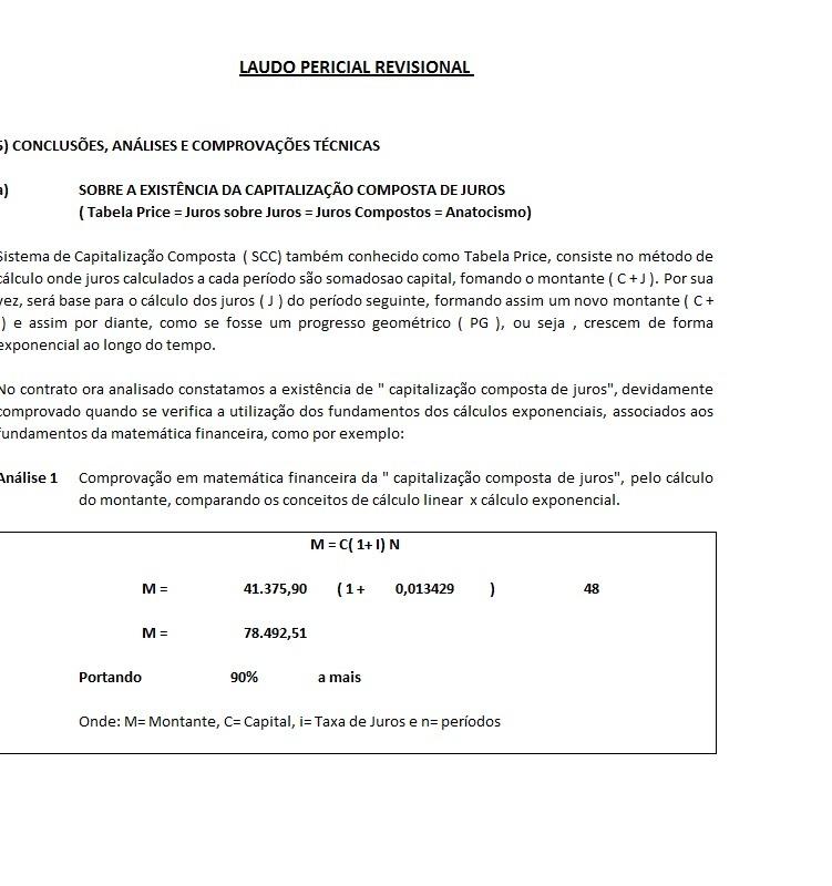 Petição Inicial De Revisional De Emprestimo Dissertação