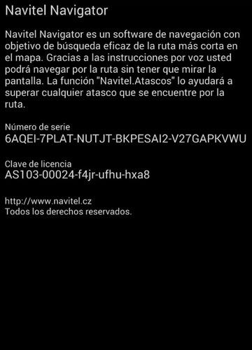 programa gps navitel  android totalmente satelital