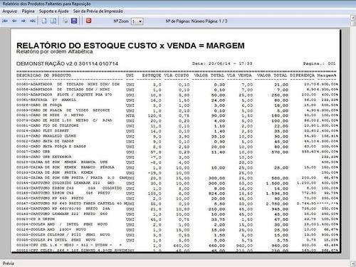 programa ordem de serviço e orçamentos + produtos v2.0