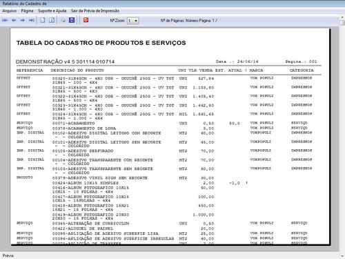 programa ordem de serviço gráficas financeiro v4.5 fpqsystem