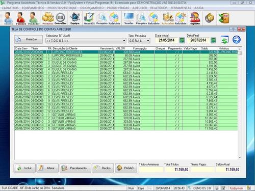 programa ordem de serviço para informática v3.0 - fpqsystem
