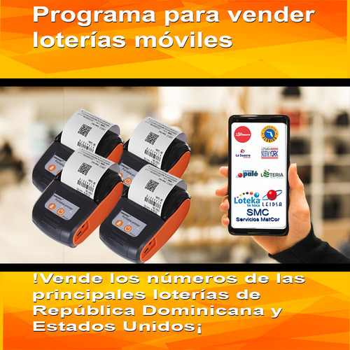 programa para bancas de loterías móvil