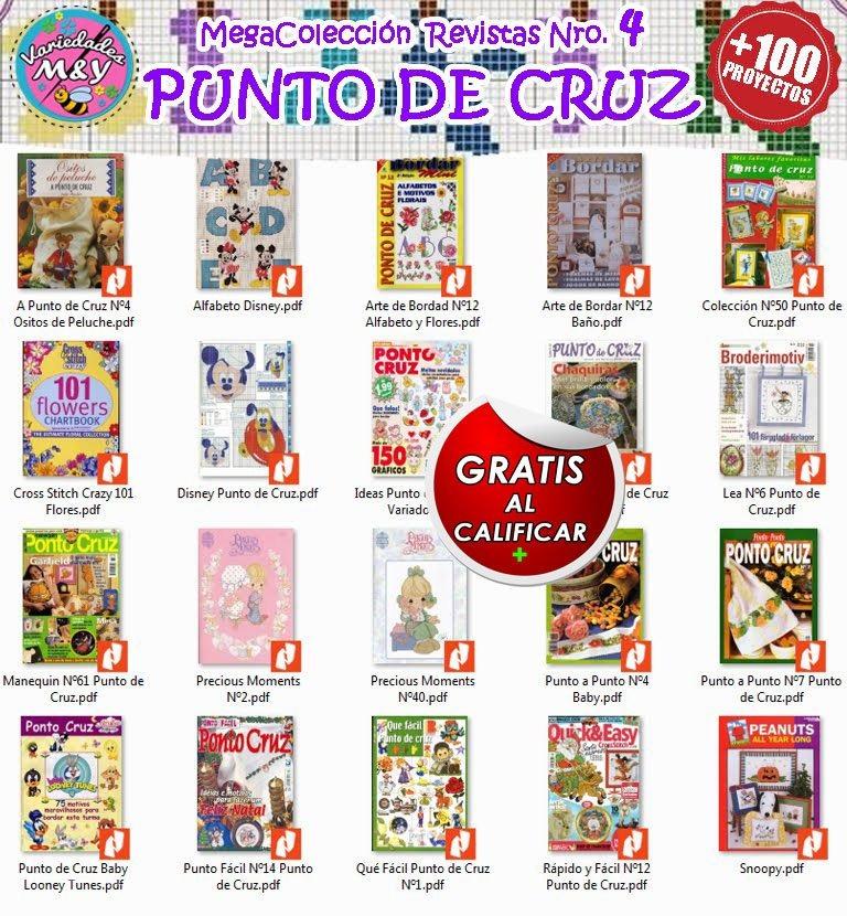 Programa Para Convertir Imagen En Punto De Cruz + Patrones - S/ 1,00 ...
