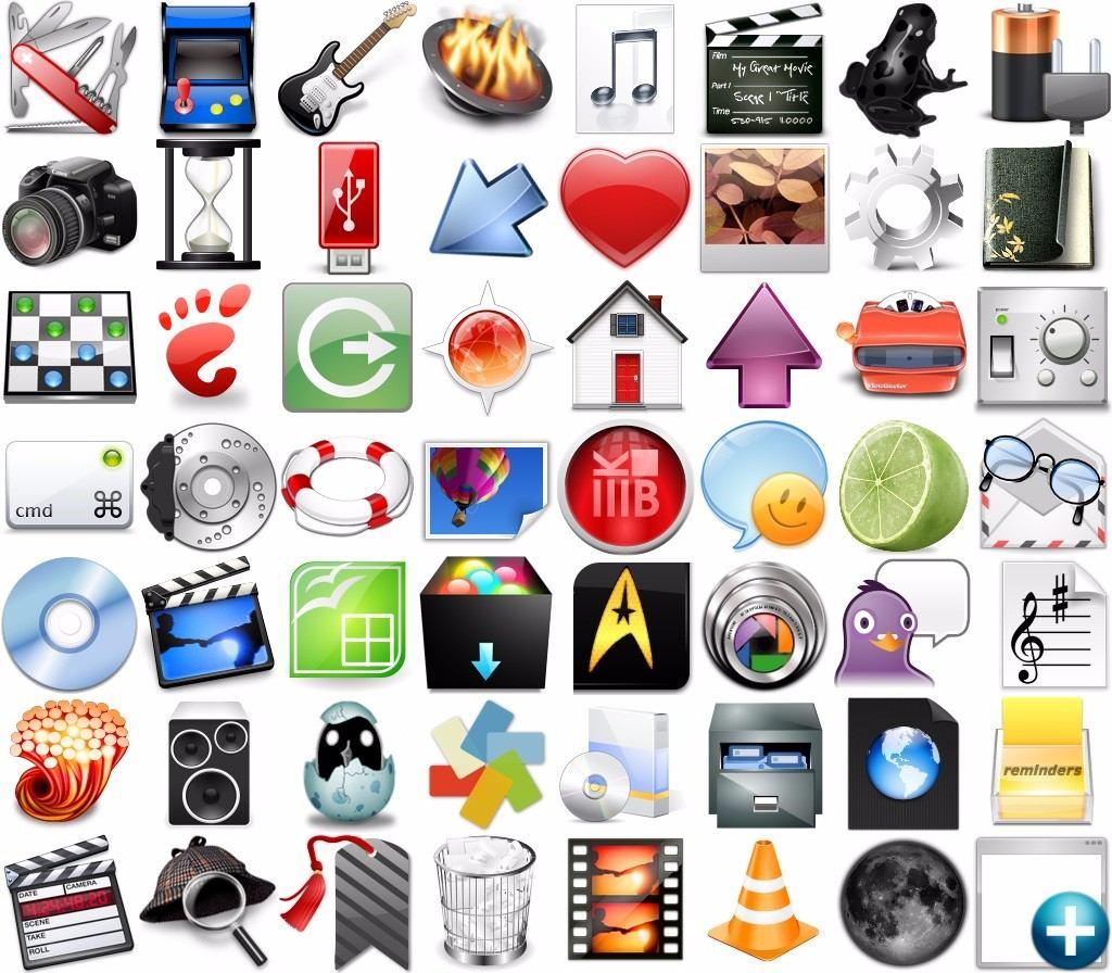 6c6a582a55bb0 Programa Para Crear Iconos A Partir De Imágenes De La Pc - Bs. 7.000 ...