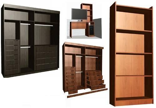 Programa para crear y desglosar muebles ba o cocina y for Programa para disenar closet y cocinas