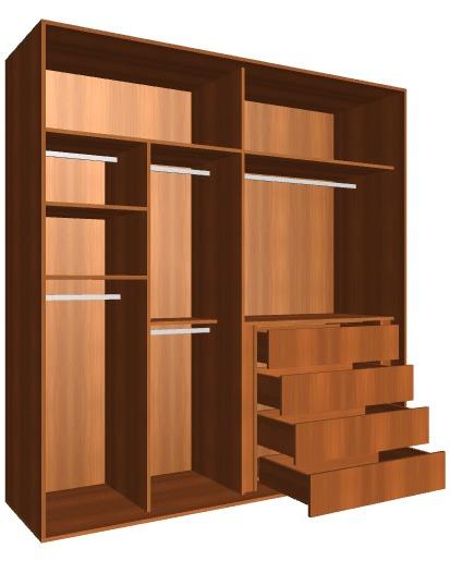 Programa para crear y desglosar muebles cocina y closet for Programa para crear muebles de melamina
