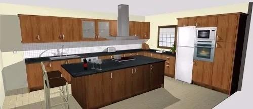 Disear muebles de cocina trendy muebles de cocina diseo for Programa de cocinas gratis