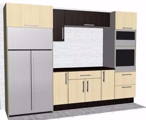 Disear muebles de cocina beautiful instalar muebles Programa para hacer muebles de melamina
