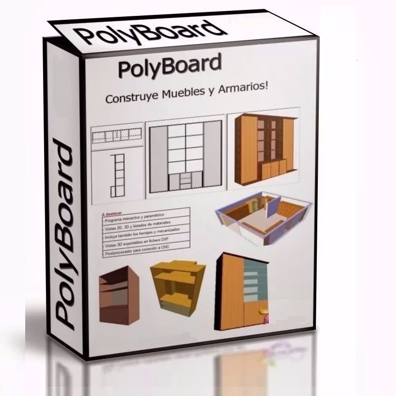 Programa para crear y dise ar muebles cocina closet 3d for Programa para disenar muebles online