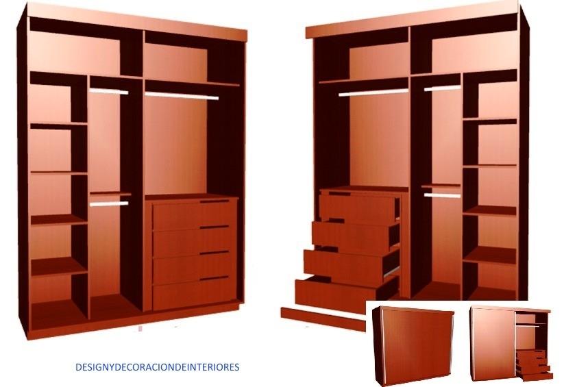 Programa Para Diseñar Crear Muebles Cocina Y Closets 1 Cd - $ 14.998 ...