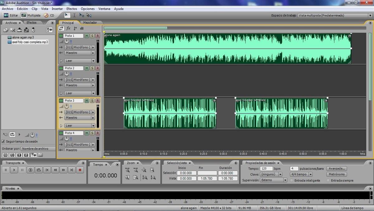 Programa Para Editar Voces Canciones Editar Voz Y Pista
