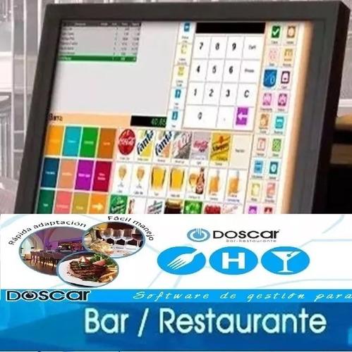 programa para facturacion restaurantes bar cafeteria cafetin