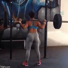 programa para glúteo y muslo. (ejercicio, mujer, fitness)