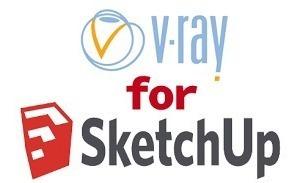 programa - sketchup pro 2016 + v-ray 2.0 o 3.4 permanente